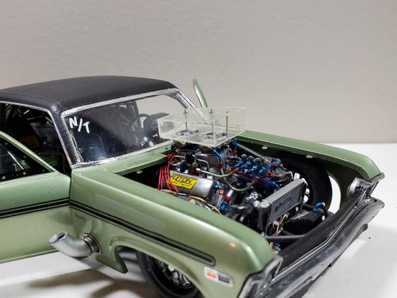 Dragster Chevy Nova  52910010
