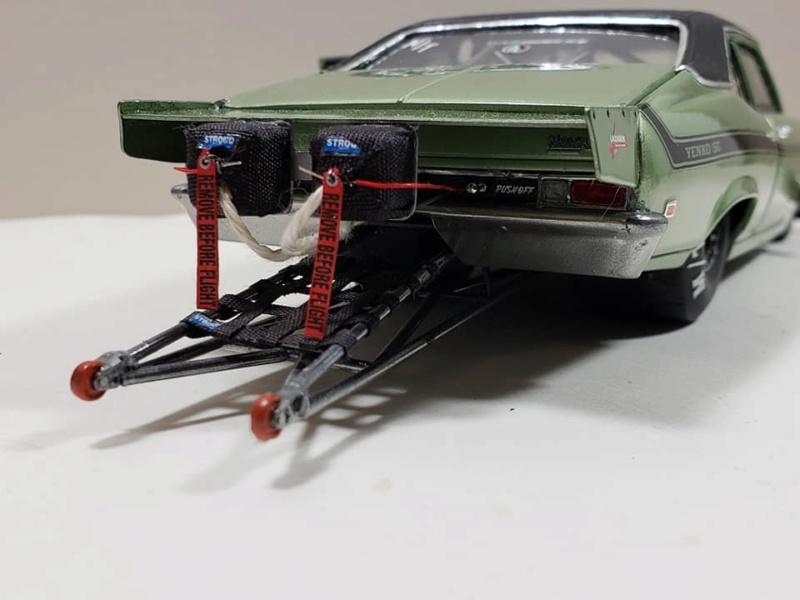 Dragster Chevy Nova  52929811