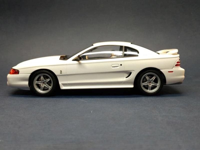 1995 Mustang SVT Cobra R 351 de Tamiya 1/24 52935410
