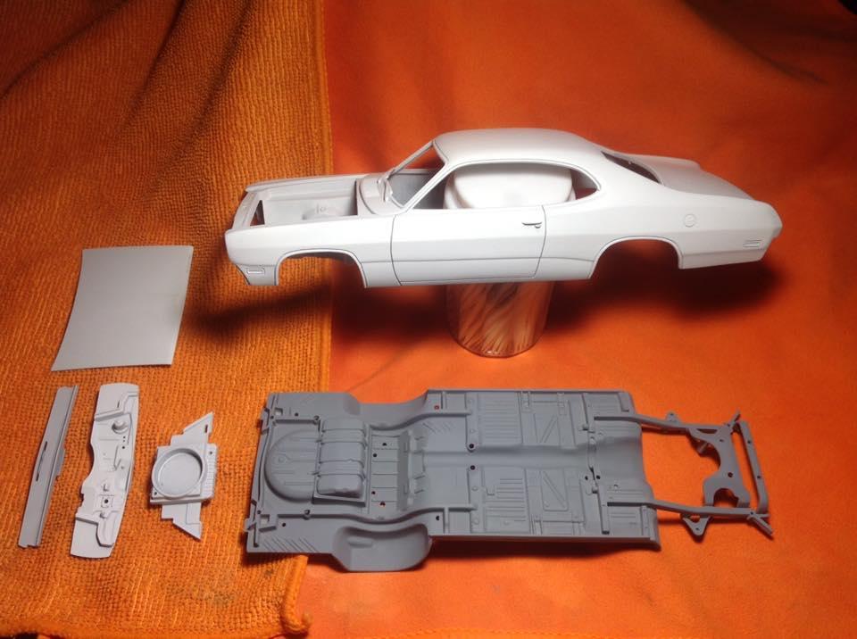 1971 Duster 340 de AMT converti en modèle 1970 53454810
