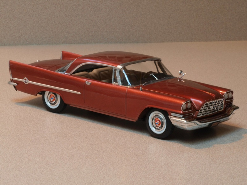 1957 Chrysler 300C de AMT 54142910