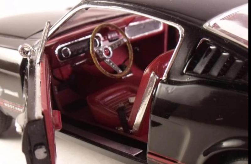1965 Mustang 2+2 de Monogram 1/24 54190710