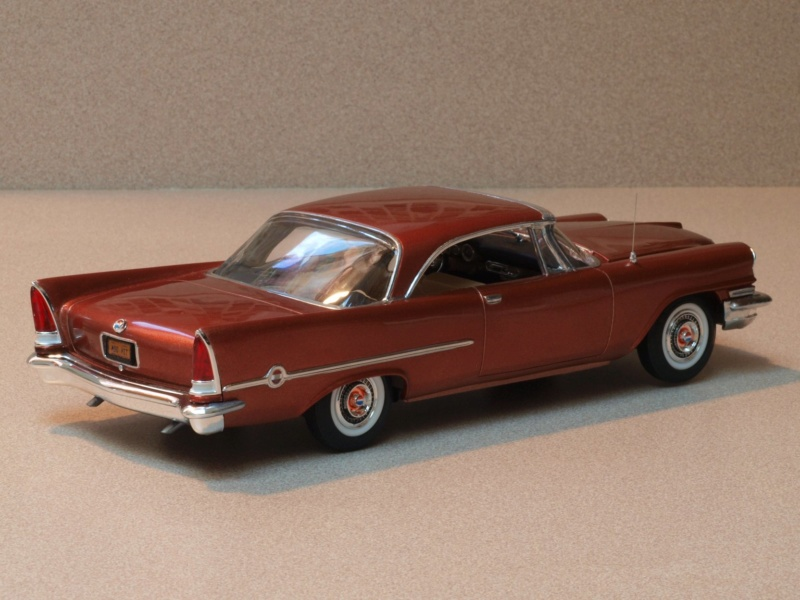 1957 Chrysler 300C de AMT 54279410