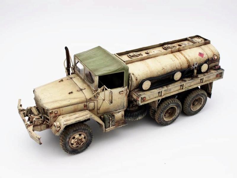 Camion-citerne M49A2C, USMC ''Operation Desert Storm'' AFV Club 1/35 59144710