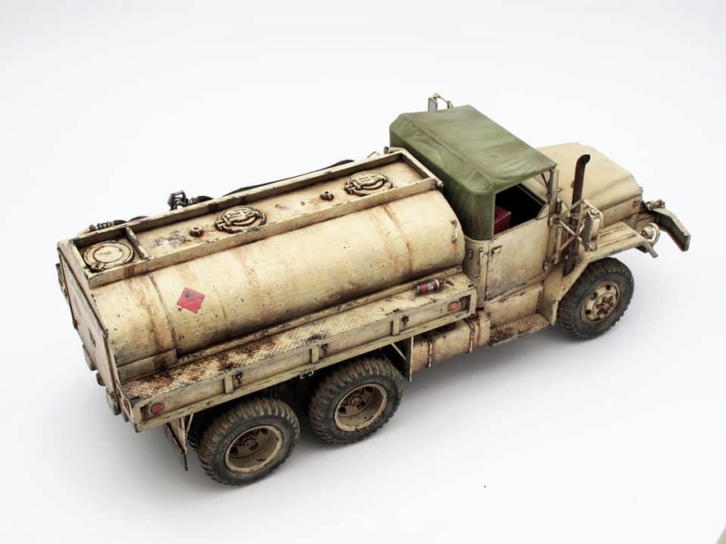Camion-citerne M49A2C, USMC ''Operation Desert Storm'' AFV Club 1/35 59360310