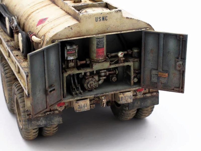 Camion-citerne M49A2C, USMC ''Operation Desert Storm'' AFV Club 1/35 59430310