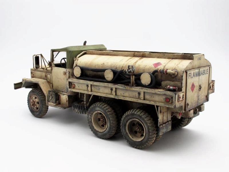 Camion-citerne M49A2C, USMC ''Operation Desert Storm'' AFV Club 1/35 59458410