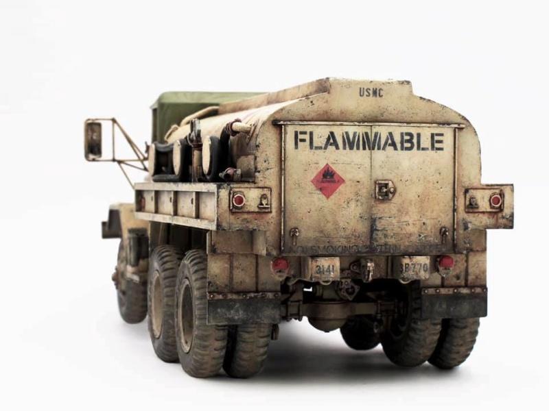 Camion-citerne M49A2C, USMC ''Operation Desert Storm'' AFV Club 1/35 59843710