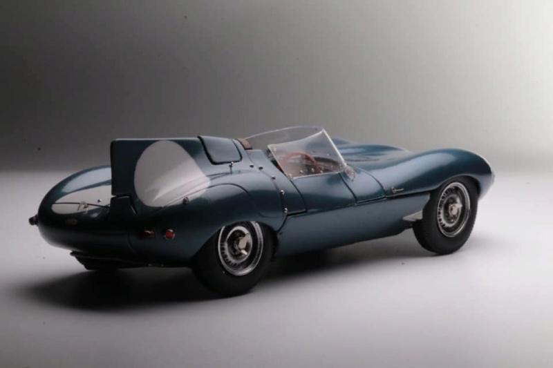 1956 Jaguar Type-D de chez Profil24 1/24 5_111