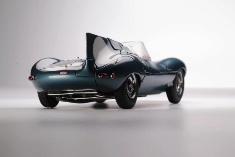 1956 Jaguar Type-D de chez Profil24 1/24 5_211