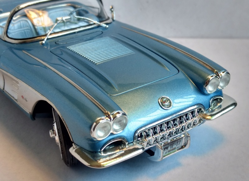 1958 Chevrolet Corvette Roadster 60044410