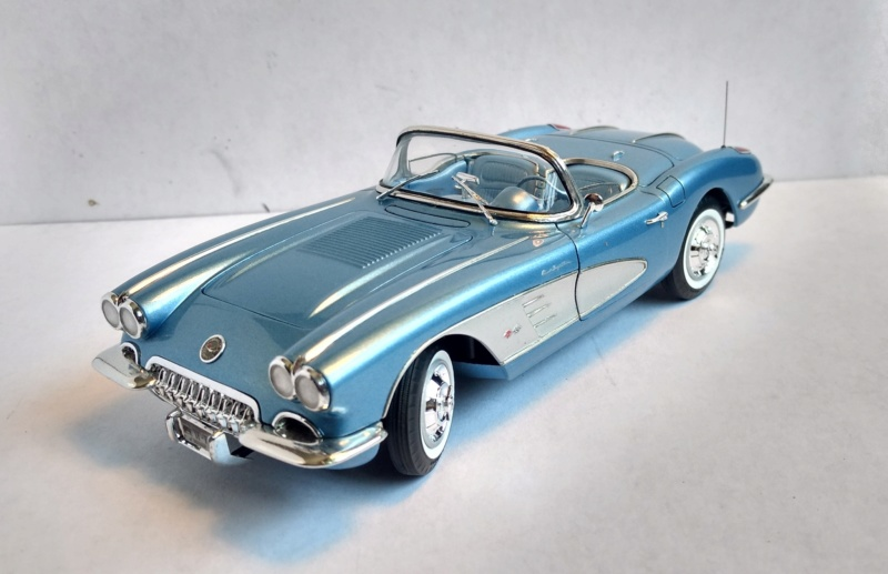 1958 Chevrolet Corvette Roadster 60204510