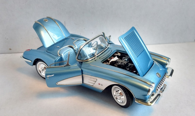 1958 Chevrolet Corvette Roadster 60335710