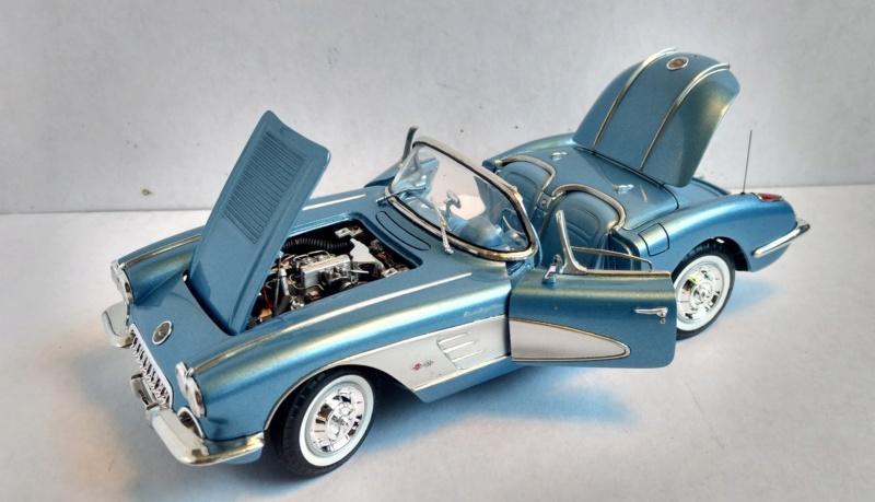 1958 Chevrolet Corvette Pro-Modeler 1/25 60359210