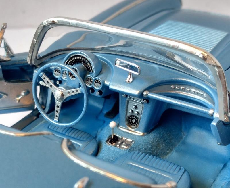 1958 Chevrolet Corvette Pro-Modeler 1/25 60395910