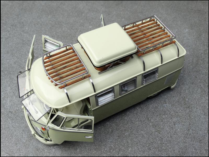 VW T1 Camper 624