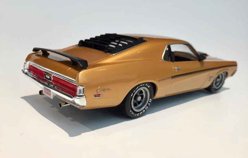 1969 Mercury Cougar FASTBACK ''What-If'' 62605610