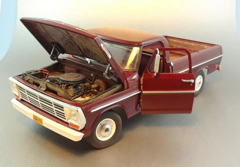 1969 Ford F-100 64323815