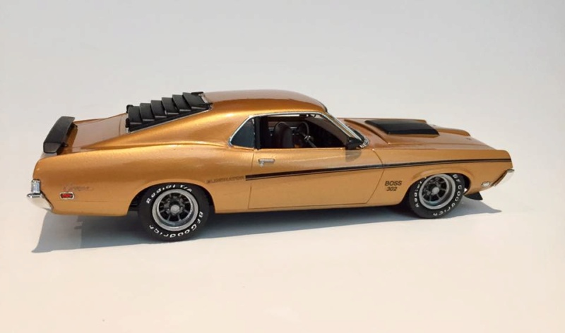 1969 Mercury Cougar FASTBACK ''What-If'' 64340710