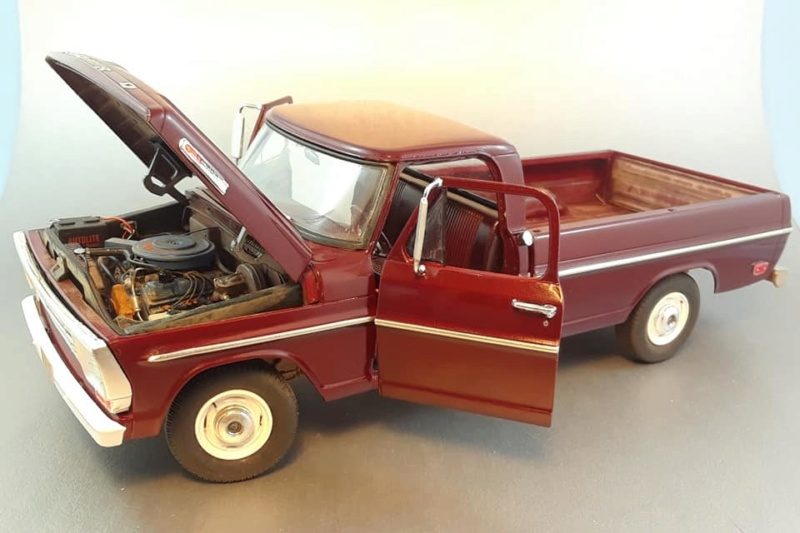 1969 Ford F-100 64413012
