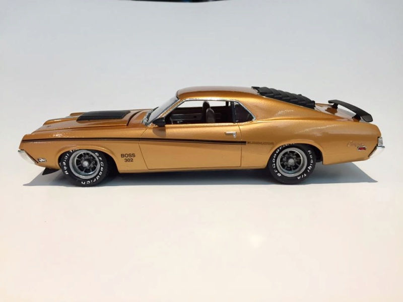 1969 Mercury Cougar FASTBACK ''What-If'' 64580310