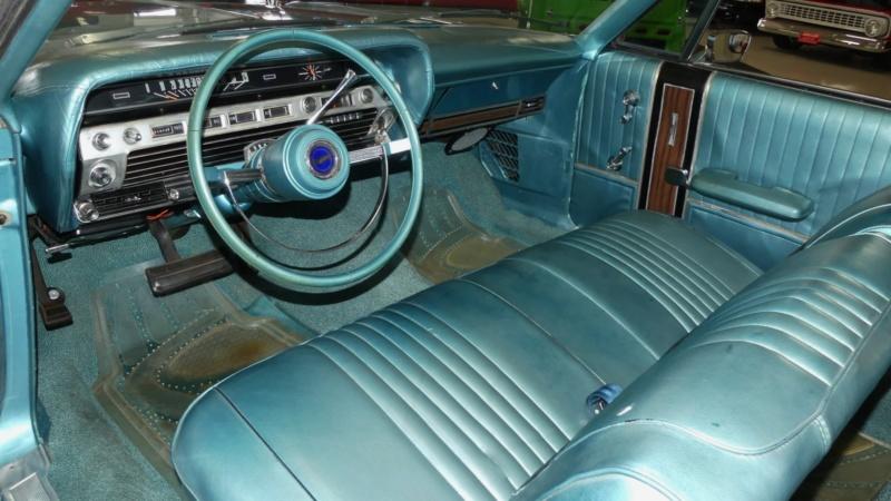1967 Ford Galaxie 500 XL 427 ''R'' code (transkit en résine) 655_p310