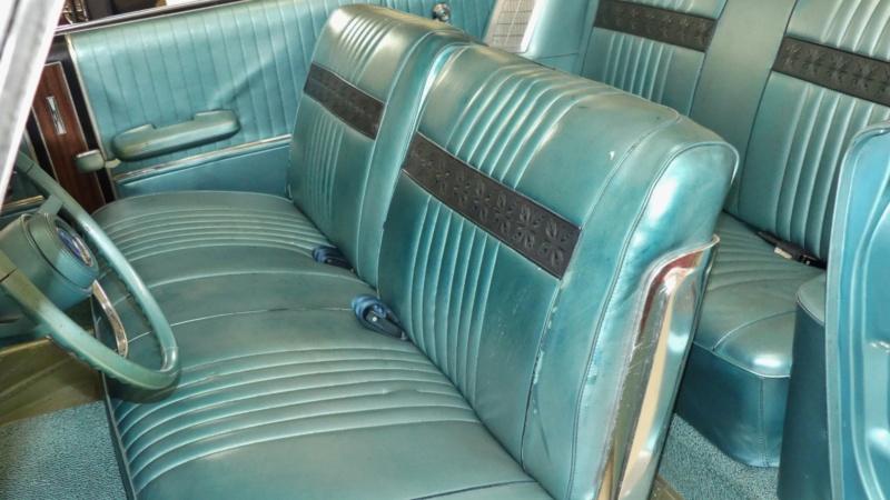 1967 Ford Galaxie 500 XL 427 ''R'' code (transkit en résine) 655_p410