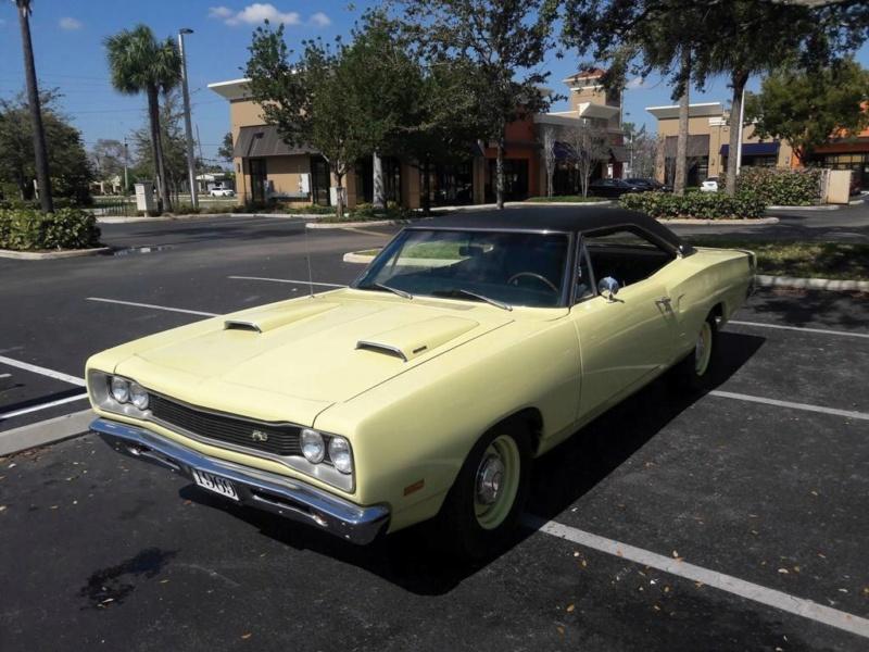 1967 Ford Galaxie 500 XL 427 ''R'' code (transkit en résine) 65756910