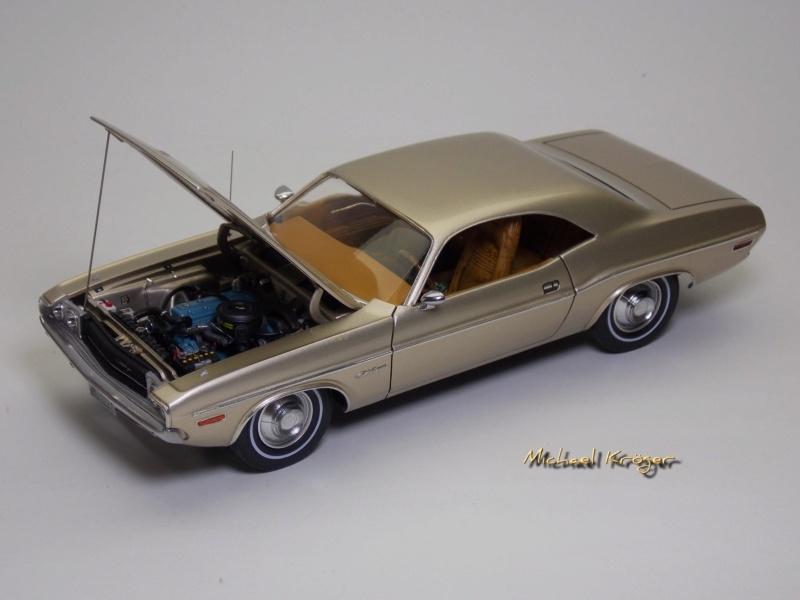 1970 Dodge Challenger ''Deputy'' AMT 1/25 66934710
