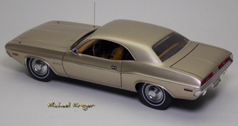 1970 Dodge Challenger ''Deputy'' AMT 1/25 67233910