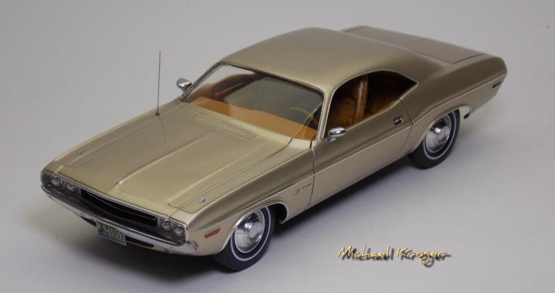 1970 Dodge Challenger ''Deputy'' AMT 1/25 67312710