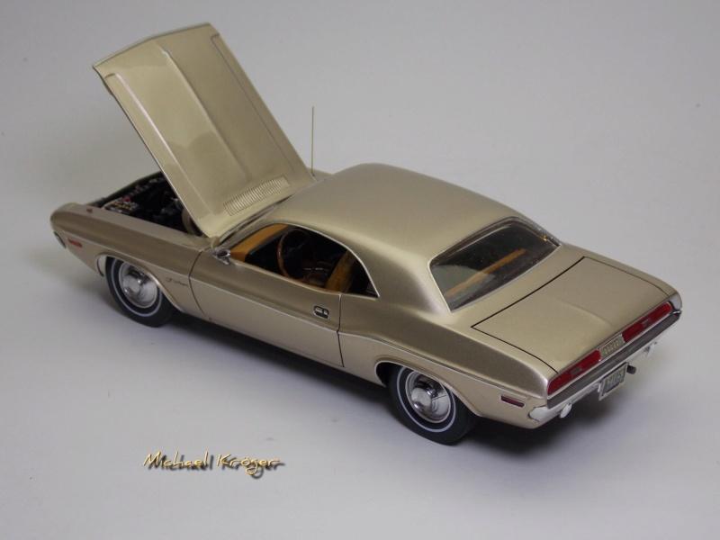 1970 Dodge Challenger ''Deputy'' AMT 1/25 67402610