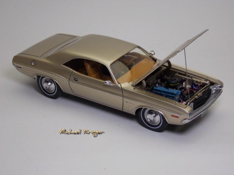1970 Dodge Challenger ''Deputy'' AMT 1/25 67589010