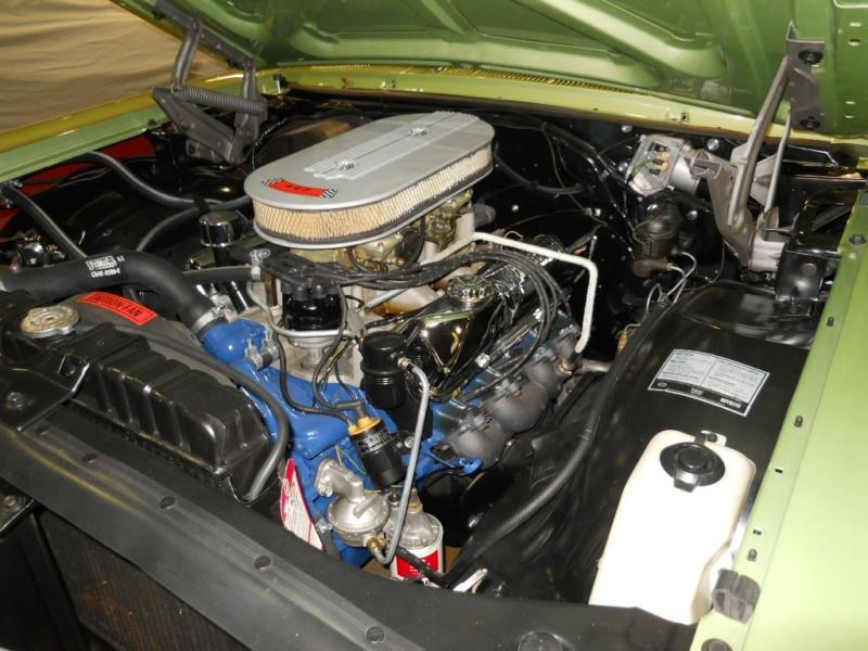 1967 Ford Galaxie 500 XL 427 ''R'' code (transkit en résine) 67_42710