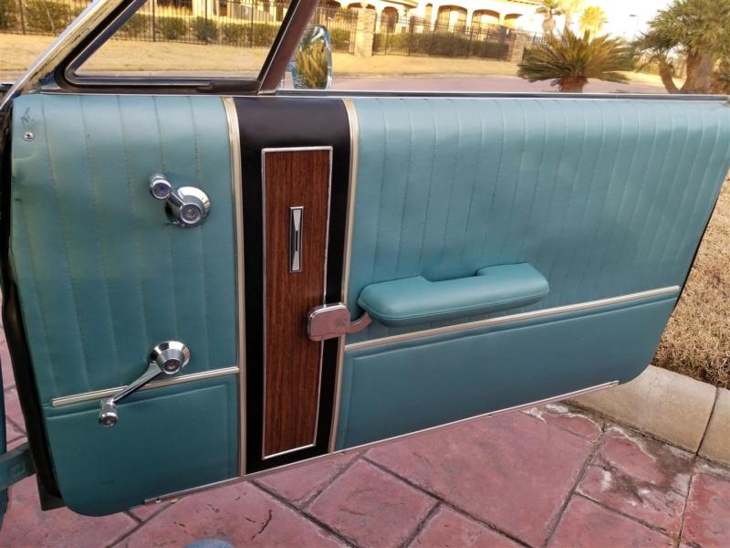 1967 Ford Galaxie 500 XL 427 ''R'' code (transkit en résine) 67ford10