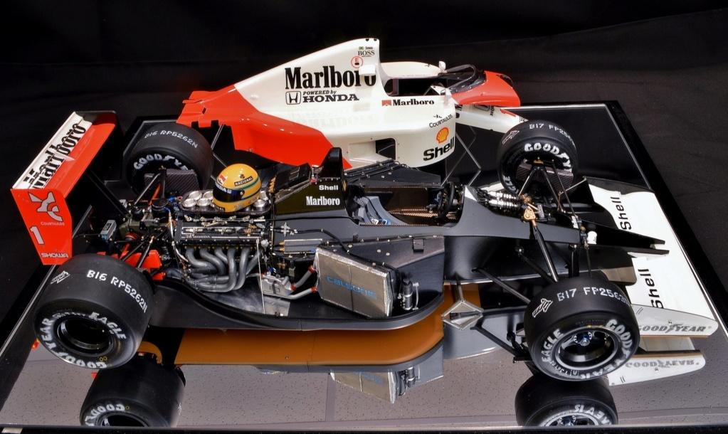 F1 McLaren MP4/6 Tamiya 1/12 70834910