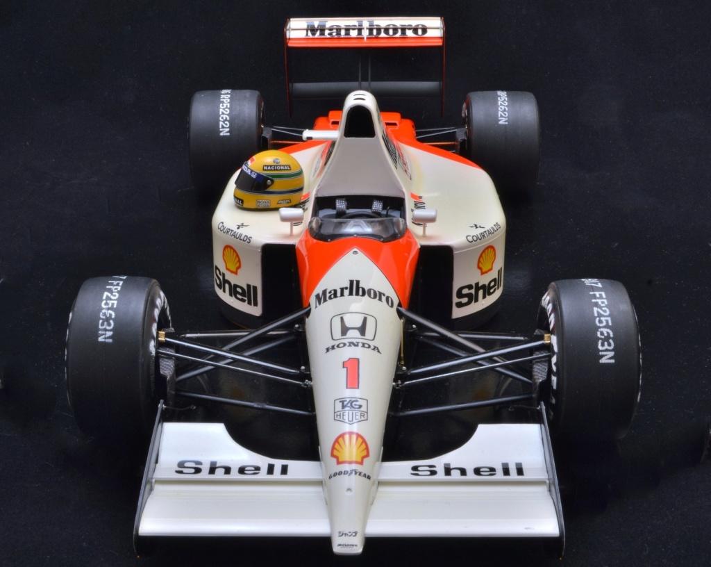 F1 McLaren MP4/6 Tamiya 1/12 71310810