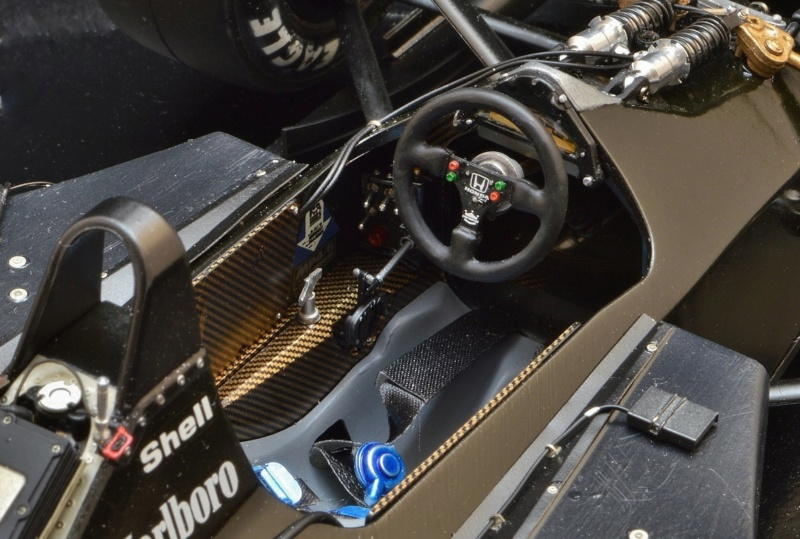 F1 McLaren MP4/6 Tamiya 1/12 71498010