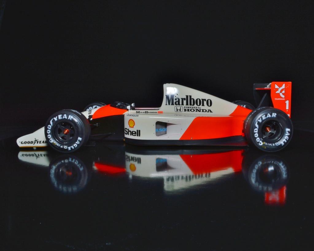 F1 McLaren MP4/6 Tamiya 1/12 71542110