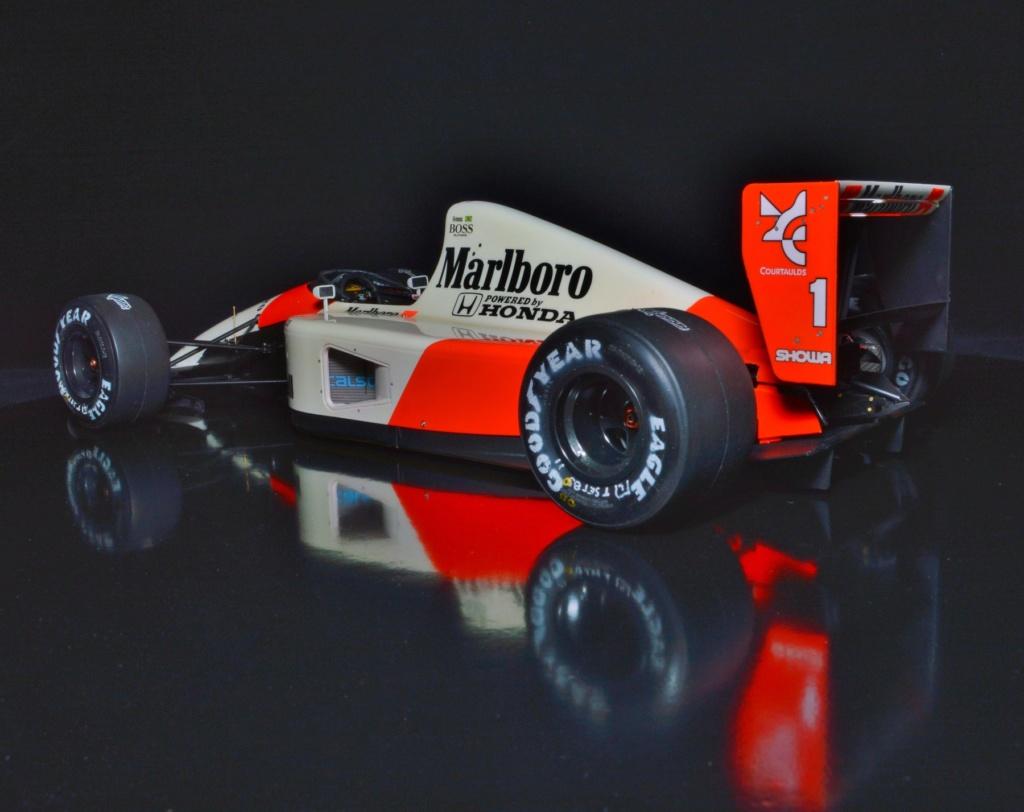F1 McLaren MP4/6 Tamiya 1/12 71678310