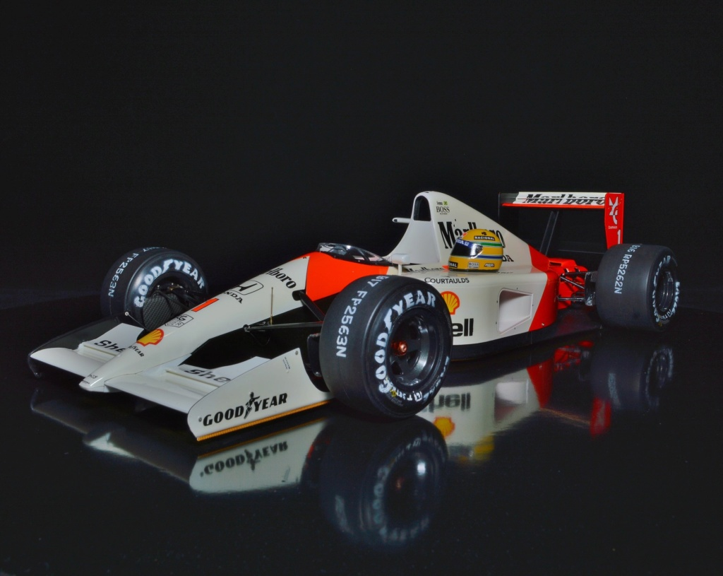F1 McLaren MP4/6 Tamiya 1/12 72158410
