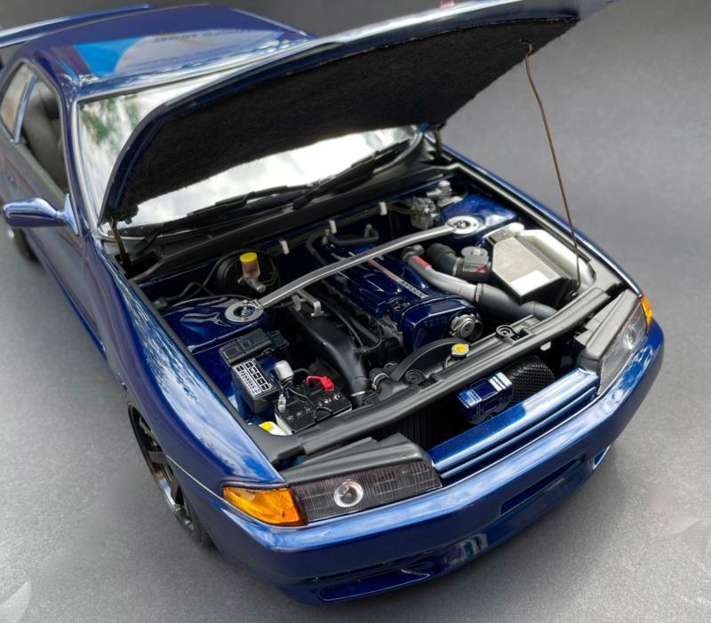 Nissan Skyline R32 GT-R Fujimi 1/12 723
