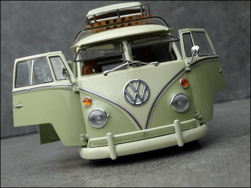 VW T1 Camper 724