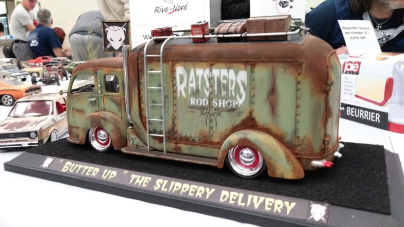 Rat Rod ''Butter Up... The Slippery Delivery'' 74239310