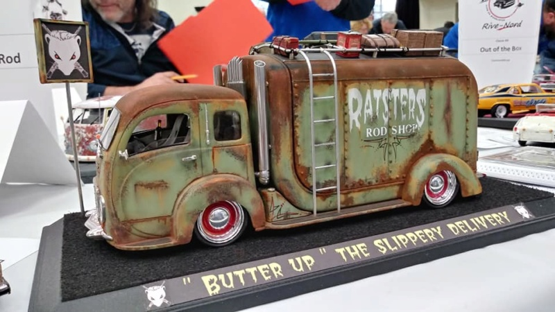 Rat Rod ''Butter Up... The Slippery Delivery'' 74271810