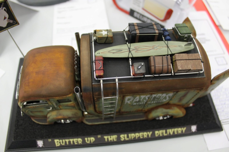 Rat Rod ''Butter Up... The Slippery Delivery'' 74477110