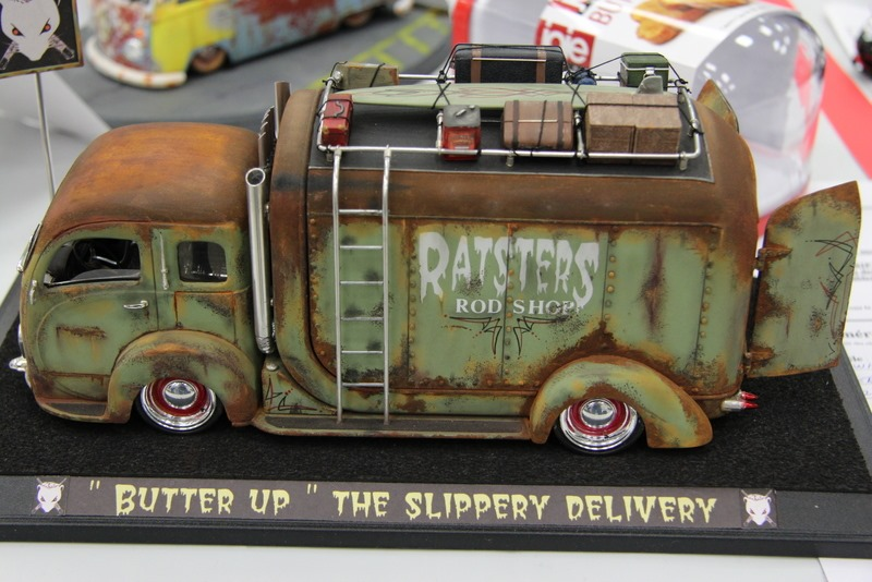 Rat Rod ''Butter Up... The Slippery Delivery'' 75394710