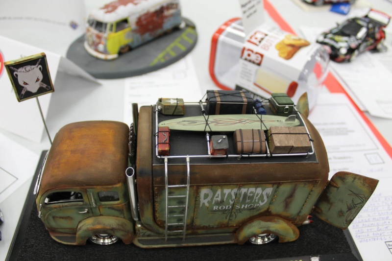 Rat Rod ''Butter Up... The Slippery Delivery'' 76689010