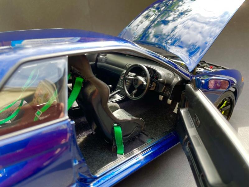 Nissan Skyline R32 GT-R Fujimi 1/12 823