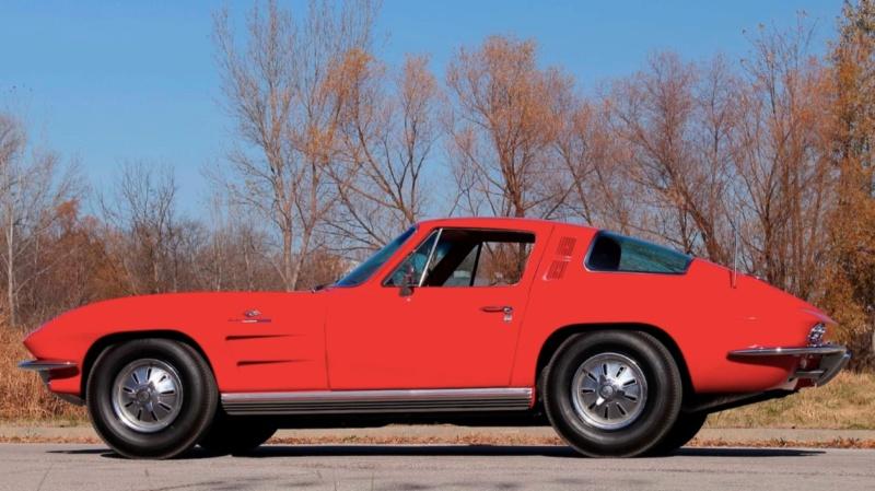 1964 Corvette 327 86285610